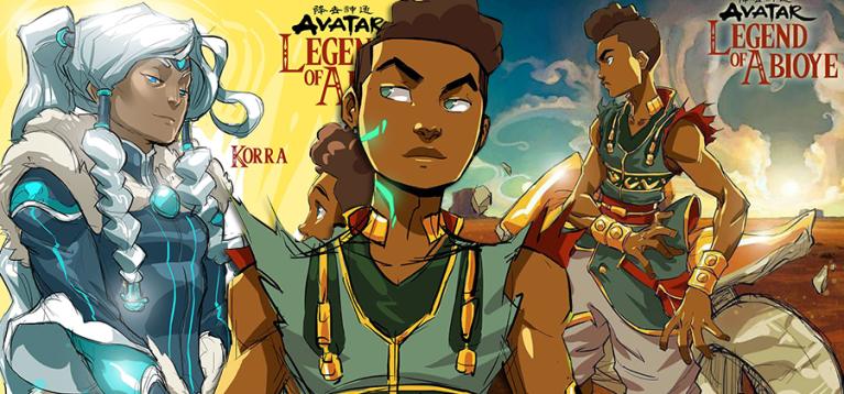 Conheça Avatar: A Lenda de Abioye, a história que imagina o sucessor de Korra