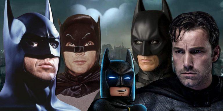 7 atores que já interpretaram o Batman