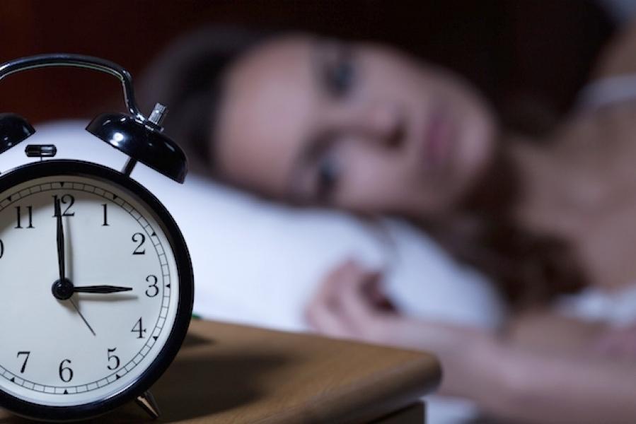 O que acontece quando acabamos de comer e vamos dormir?