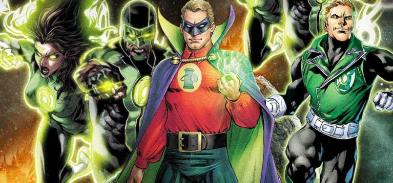 Tudo que já sabemos sobre a série do Lanterna Verde no HBO Max