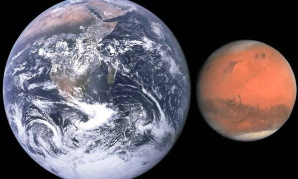 Marte 600x360, Fatos Desconhecidos