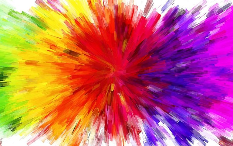 7 cores e o que elas significam em algumas partes do mundo