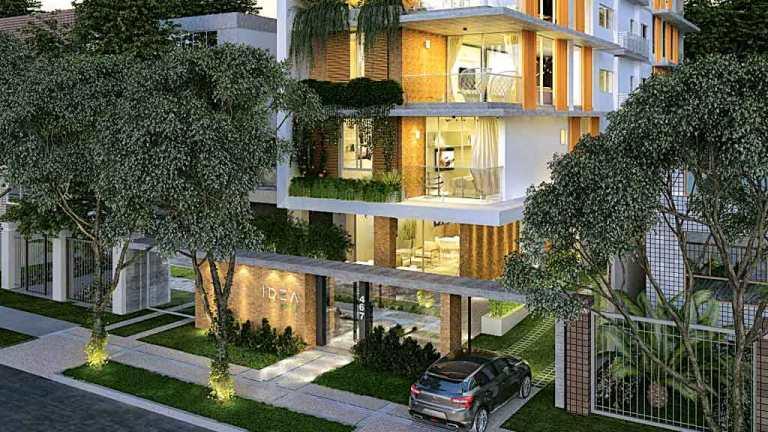 Esse é o prédio residencial mais sustentável do Brasil