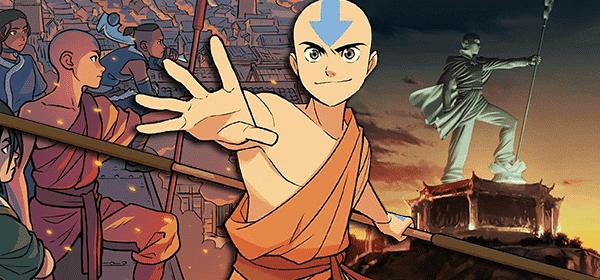 7 fatos sobre Avatar que só quem leu os quadrinhos sabe