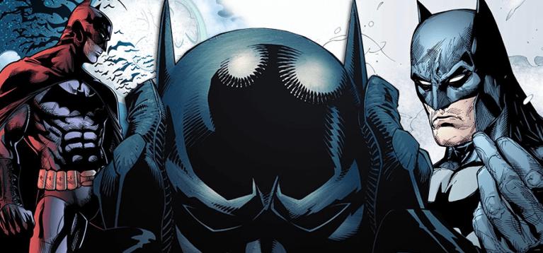 Pra que servem as orelhas no traje do Batman?
