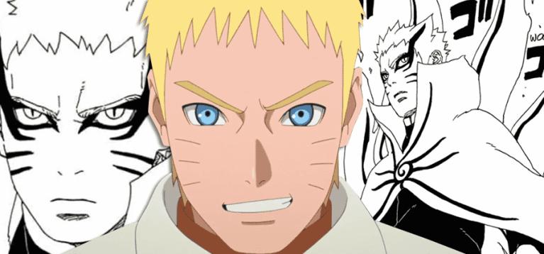 Naruto explica nova transformação em capítulo mais recente de Boruto