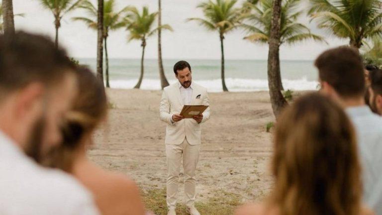 Homem decide casar consigo mesmo após término do noivado