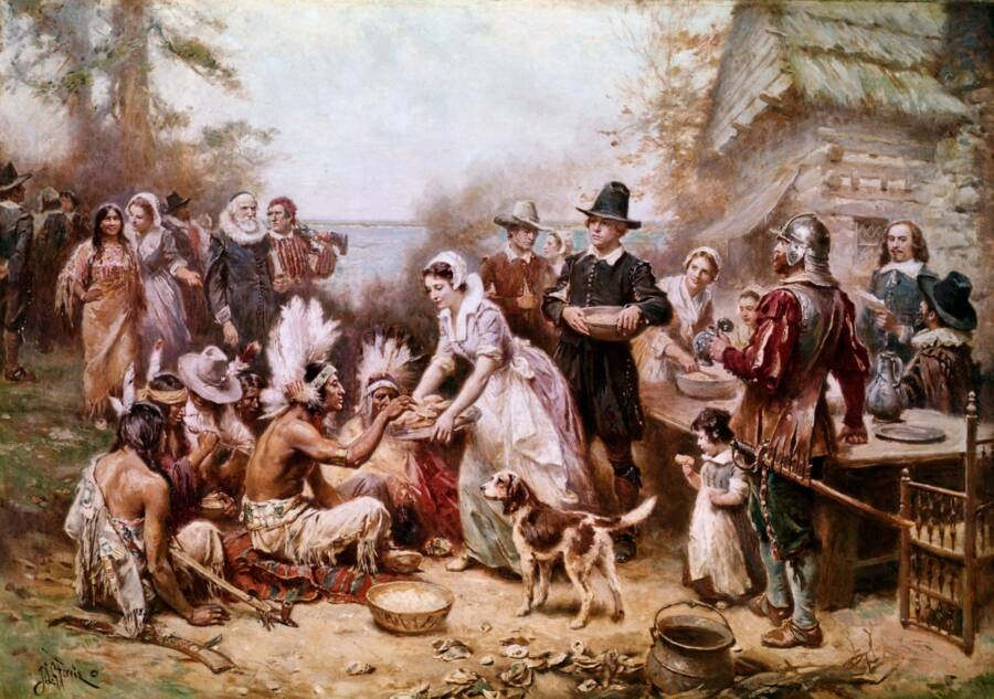 A verdadeira história do famoso feriado americano Ação de Graças