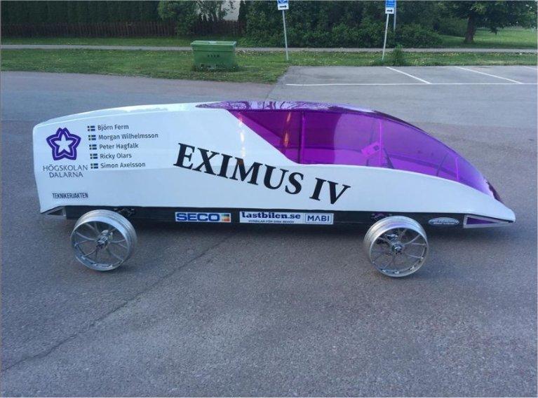 Esse é o veículo mais eficiente do mundo
