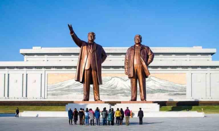 Qualquer pessoa pode viajar para a Coreia do Norte?