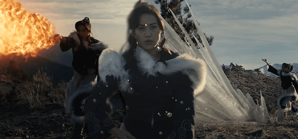 Fãs criam impressionante versão live-action de A Lenda de Korra
