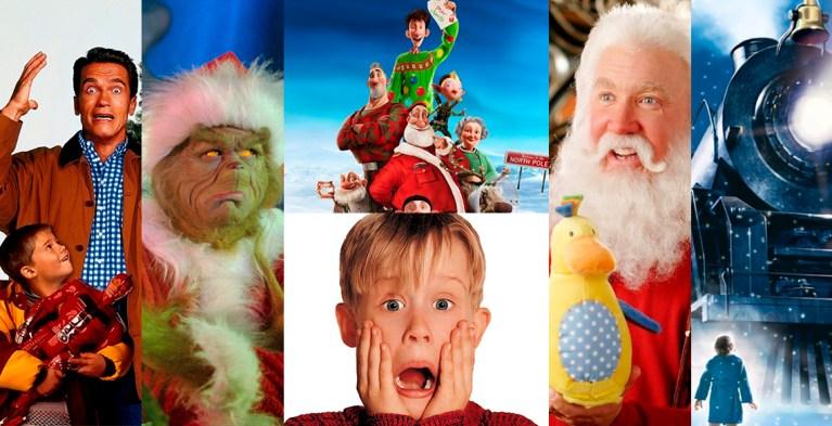Ver filmes natalinos faz bem à saúde, segundo pesquisa