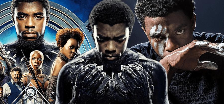 Pantera Negra 2 segue previsto para 2022, mesmo sem Chadwick Boseman