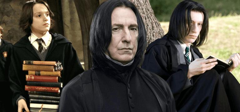 10 provas de que Snape é o melhor personagem de Harry Potter