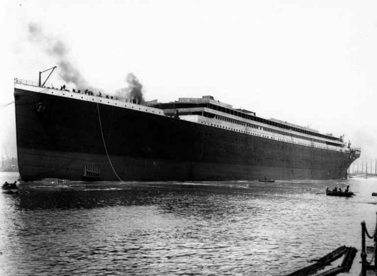 8 artefatos do Titanic e as comoventes histórias por trás deles