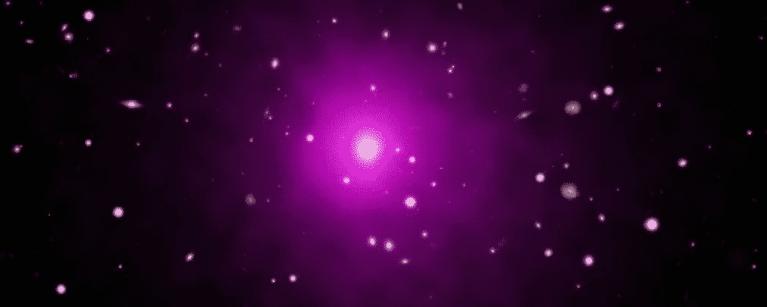 Um buraco negro super massivo desapareceu