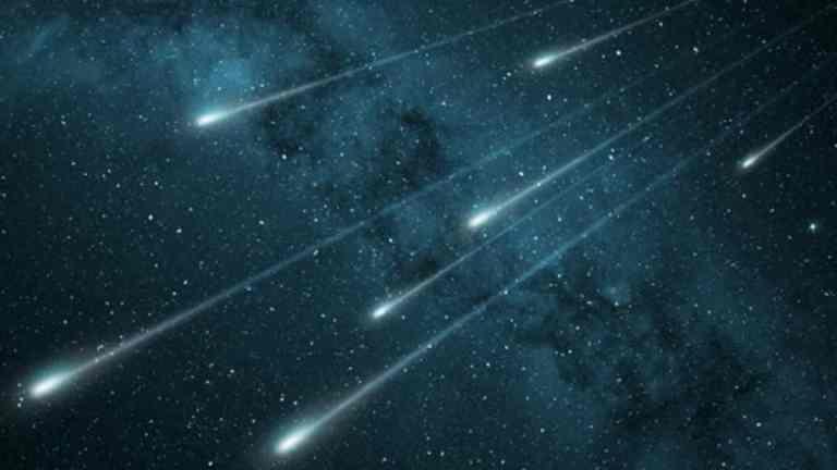 Chuva de meteoros de Geminids atinge seu pico no domingo com estrelas cadentes mais brilhantes do ano