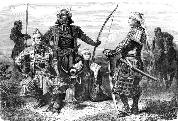 Como Eram Feitas As Antigas Armaduras Samurais 5 600x408, Fatos Desconhecidos