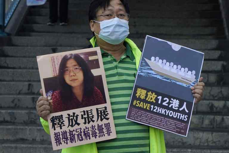 Jornalista que cobriu a pandemia em Wuhan é condenada à prisão