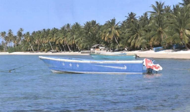 Barco é encontrado em país do Pacífico transportando US$ 80 milhões em cocaína