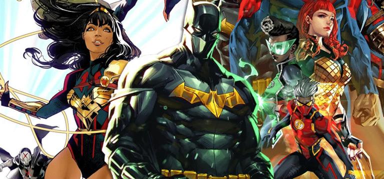 Como a DC Comics está mudando a sua cara nos quadrinhos