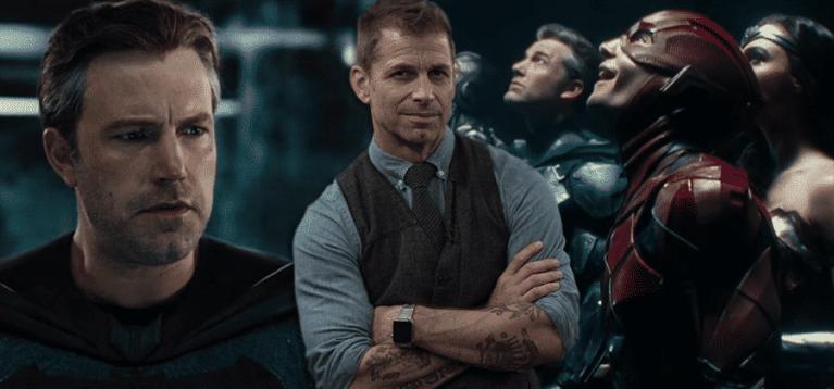 Corte de Zack Snyder da Liga da Justiça pode ganhar versão +18