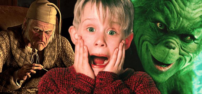 10 personagens mais icônicos em filmes de Natal