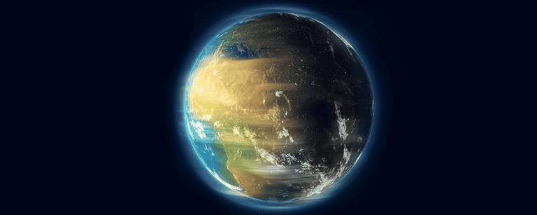 O Planeta Terra está girando mais rápido do que nunca