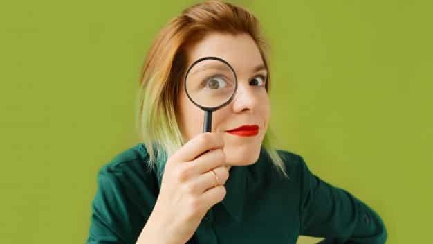 Segundo pesquisas, existe mais de um tipo de curiosidade. Qual é a sua?