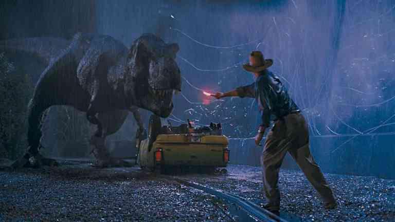 O que aconteceu com o elenco do primeiro Jurassic Park?