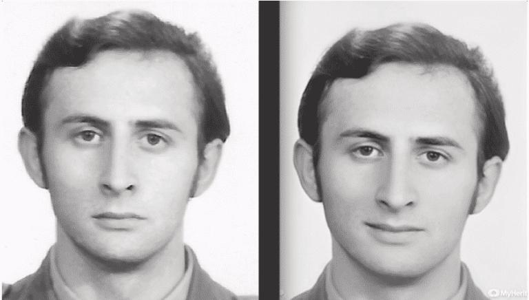Essa empresa consegue transformar fotos antigas em vídeos. O resultado é bizarro