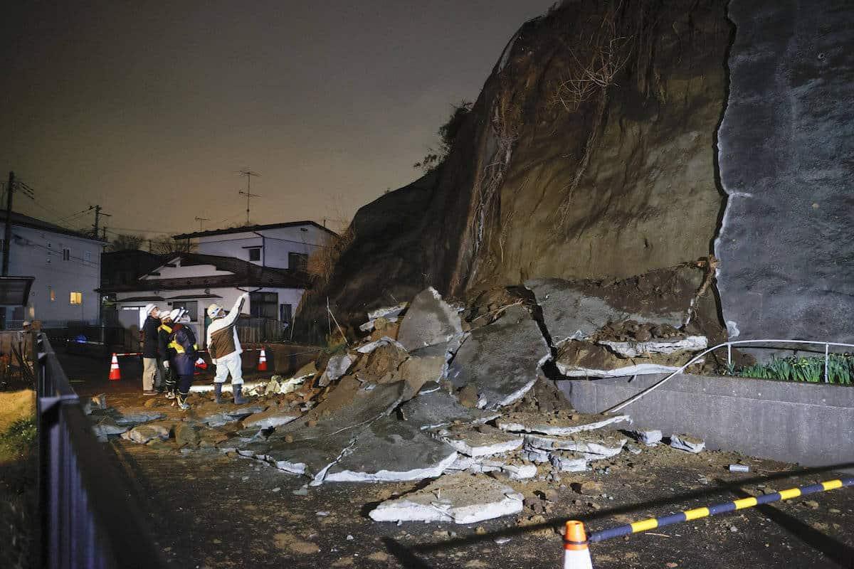 Terremoto de magnitude 7.0 atinge o norte do Japão