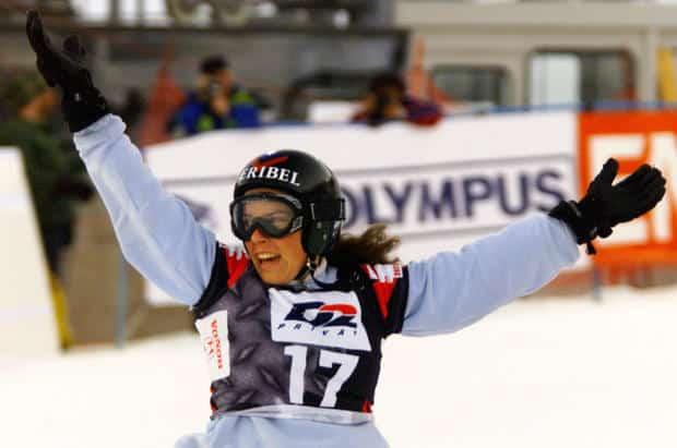 Julie Pomagalski, snowboarder olímpica, morre em avalanche nos Alpes suíços