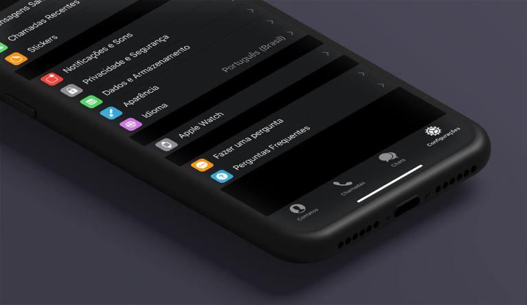 Afinal, o modo escuro do celular é benéfico para os olhos?