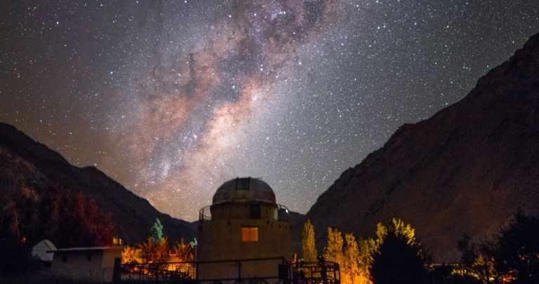 Por que o Chile é a capital do mundo para astronomia?