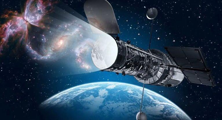 Nova imagem impressionante do Hubble mostra uma estrela gigante à beira da sua aniquilação