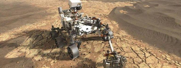 Perseverance consegue extrair oxigênio em Marte pela primeira vez