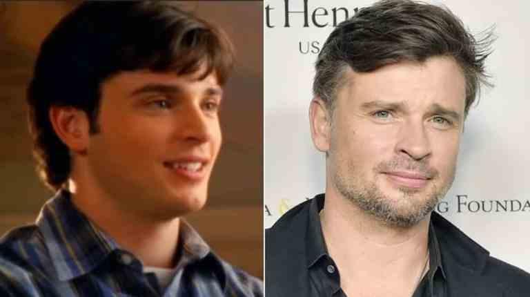 """Veja como estão os personagens de """"Smallville"""" depois de 20 anos"""