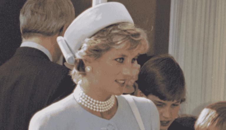 O que foi feito com as joias da Princesa Diana?