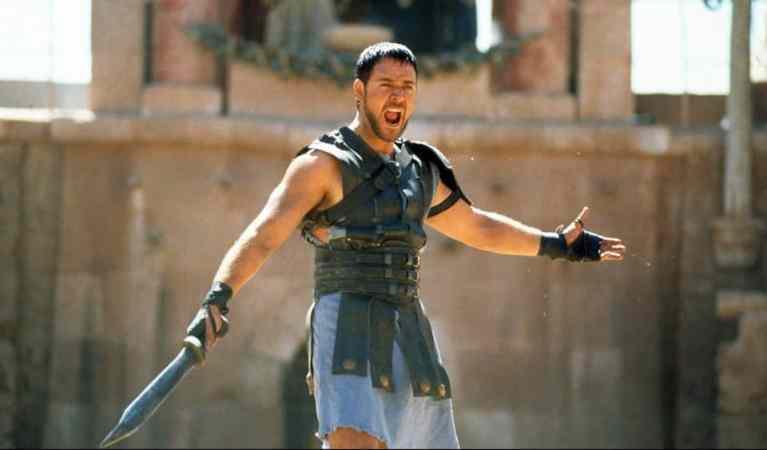 """Como está o elenco de """"Gladiador"""" mais de 20 anos depois?"""