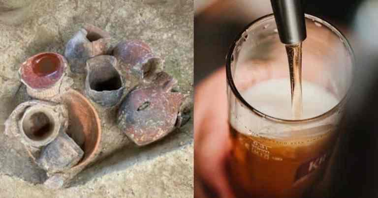 A cerveja era bebida na China há 9 mil anos, mas não para recreação