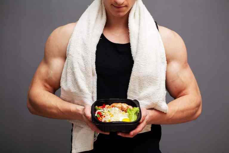 7 alimentos para ganhar músculos e perder gordura corporal