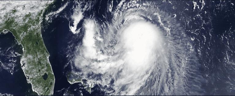 Terríveis tempestades que acontecem uma vez por século podem virar anuais em breve