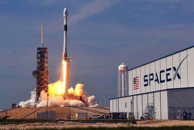 SpaceX atingiu outro marco grande na história dos voos espaciais