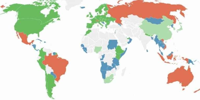 Apenas um país do mundo está no caminho para cumprir as metas climáticas