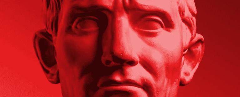 Por que tão poucos imperadores romanos morreram de causas naturais?