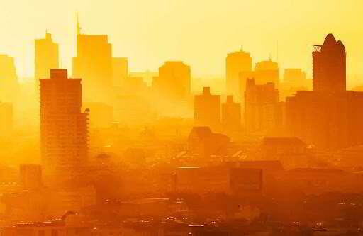 Exposição ao calor extremo triplicou nas cidades em algumas décadas
