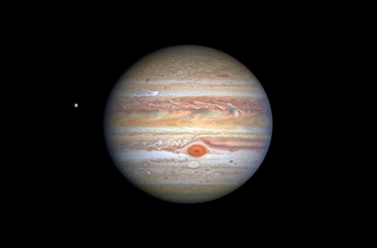 É por isso que Júpiter é um dos planetas mais estranhos do sistema solar