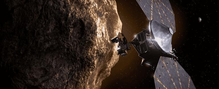 Missão ambiciosa para estudar as origens do sistema solar foi lançada