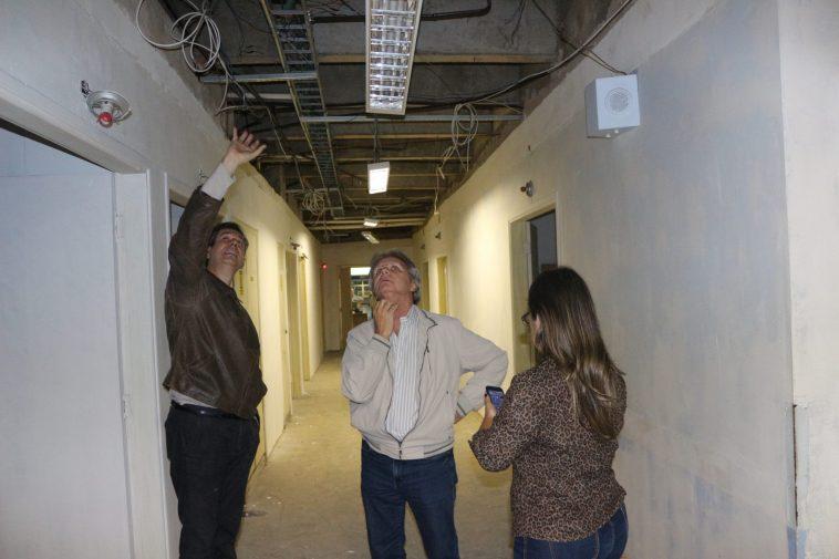 Obras avançam no Hospital Municipal de Americana